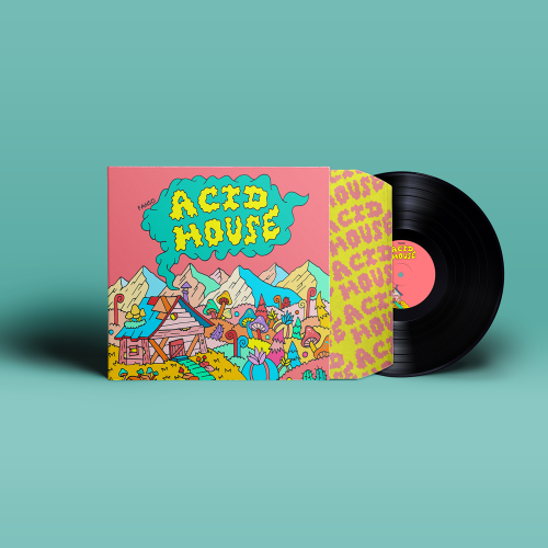 FANSO - Acid House (Vinilo)