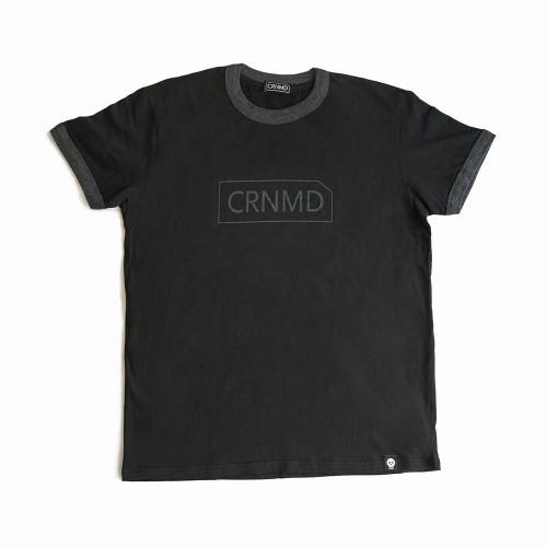 Camiseta CRNMD - Negro/Gris