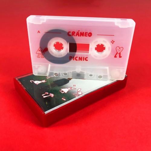 Cráneo - Picnic (Tape) [Edición Limitada]