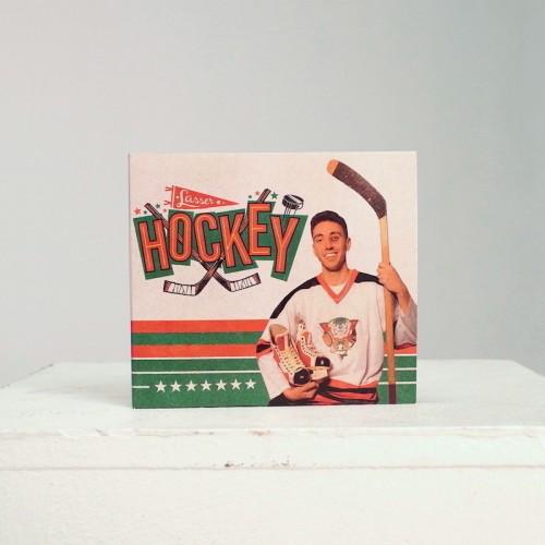 Lasser - Hockey (CD)